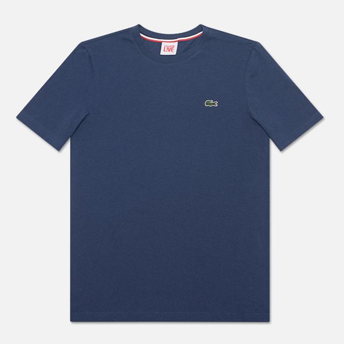 Мужская футболка Lacoste Live Classic Navy