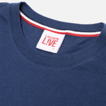 Lacoste Live Classic T-shirt Navy photo- 1