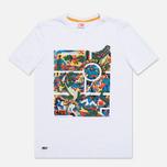 Мужская футболка Lacoste Live Super Hero White фото- 0