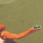 Мужская футболка Lacoste Live Vintage Graphic Floral фото- 2