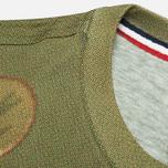 Lacoste Live Vintage Graphic Men's T-shirt Floral photo- 3