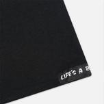 Мужская футболка Life's A Beach Lab Logo Black фото- 5