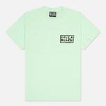 Мужская футболка Life's A Beach Lab Logo Green фото- 0