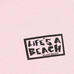 Мужская футболка Life's A Beach Lab Logo Salmon фото- 3