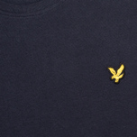 Мужская футболка Lyle & Scott Crew Neck Tee New Navy фото- 2