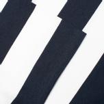 Мужская футболка Lyle & Scott Engineered Stripe New Navy фото- 3