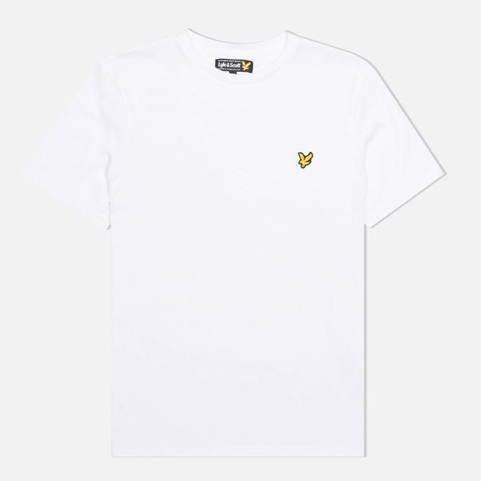 Мужская футболка Lyle & Scott Crew Neck White