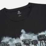 Мужская футболка MA.Strum Forts Graphic Jet Black фото- 1