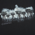 Мужская футболка MA.Strum Forts Graphic Jet Black фото- 2