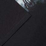 Мужская футболка MA.Strum Forts Graphic Jet Black фото- 3