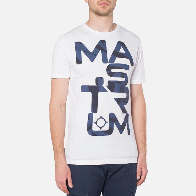 MA.Strum Front Optic White