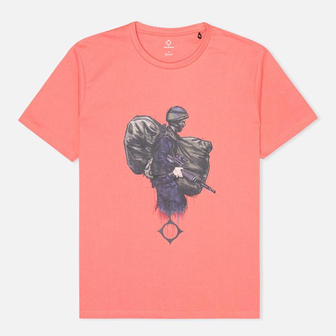 Мужская футболка MA.Strum Para Graphic Coral