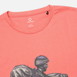 Мужская футболка MA.Strum Para Graphic Coral фото- 1