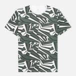 Мужская футболка MA.Strum Razzle Dazzle Printed Greens фото- 0