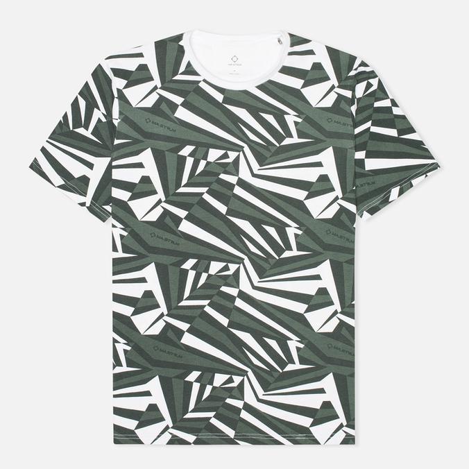 Мужская футболка MA.Strum Razzle Dazzle Printed Greens