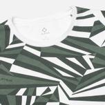 Мужская футболка MA.Strum Razzle Dazzle Printed Greens фото- 1