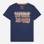 Мужская футболка Napapijri Sallas Space фото- 0