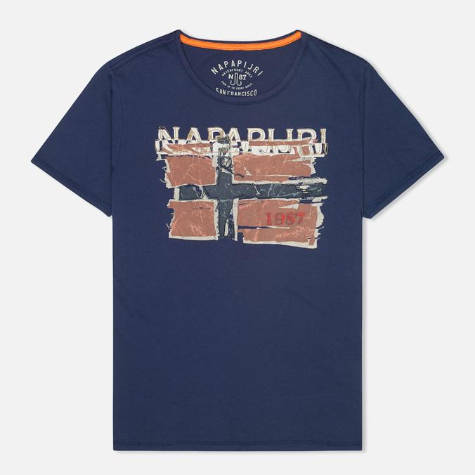 Мужская футболка Napapijri Sallas Space