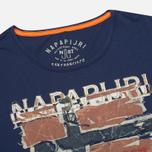 Мужская футболка Napapijri Sallas Space фото- 1