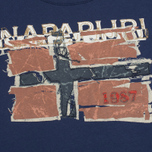 Мужская футболка Napapijri Sallas Space фото- 2