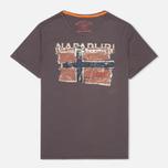 Мужская футболка Napapijri Sallas Volcano фото- 0