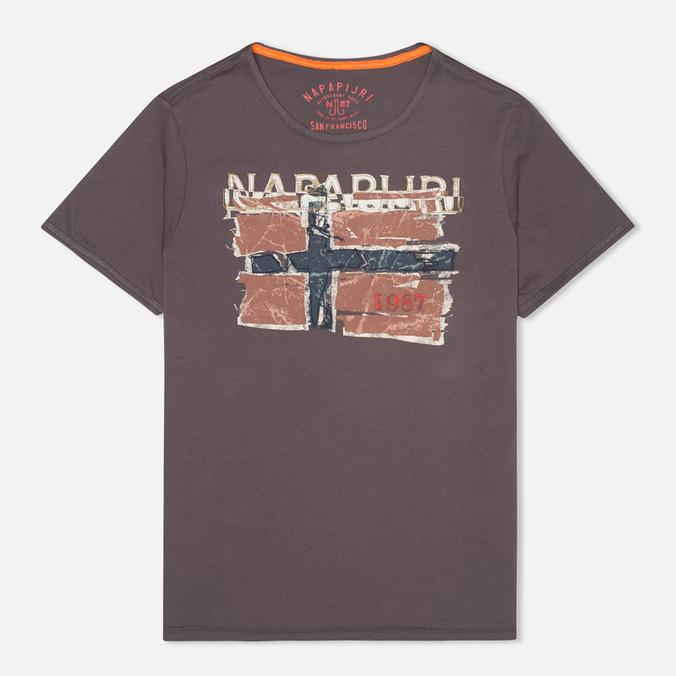 Мужская футболка Napapijri Sallas Volcano