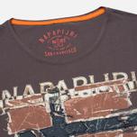 Мужская футболка Napapijri Sallas Volcano фото- 1