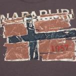 Мужская футболка Napapijri Sallas Volcano фото- 2