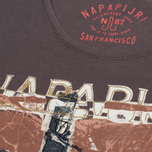 Мужская футболка Napapijri Sallas Volcano фото- 3