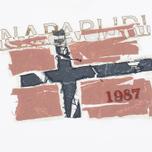 Мужская футболка Napapijri Sallas White фото- 2