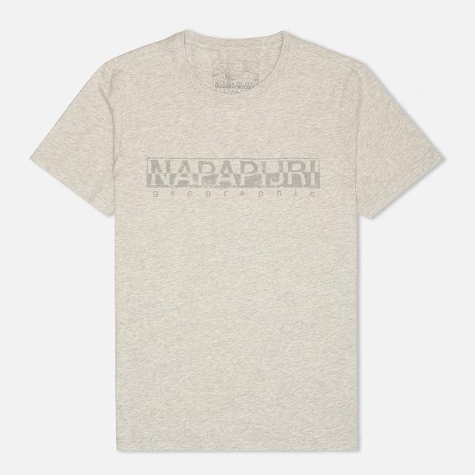 Мужская футболка Napapijri Sapriol Grey