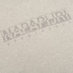 Мужская футболка Napapijri Sapriol Grey фото- 2