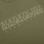 Napapijri Sapriol T-shirt Thyme photo- 2