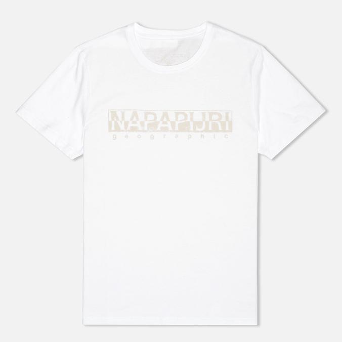 Мужская футболка Napapijri Sapriol White