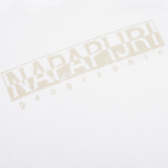 Мужская футболка Napapijri Sapriol White фото- 2