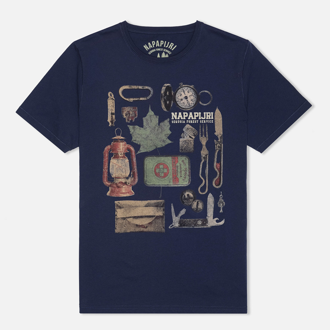 Napapijri Skali Men's T-shirt Space