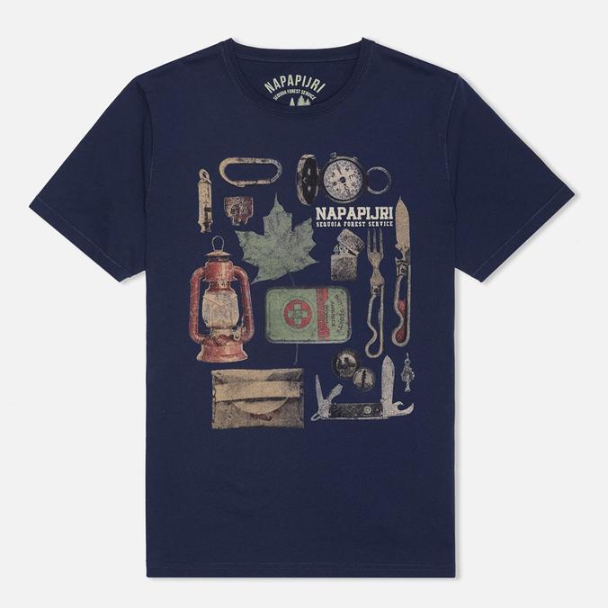 Мужская футболка Napapijri Skali Space