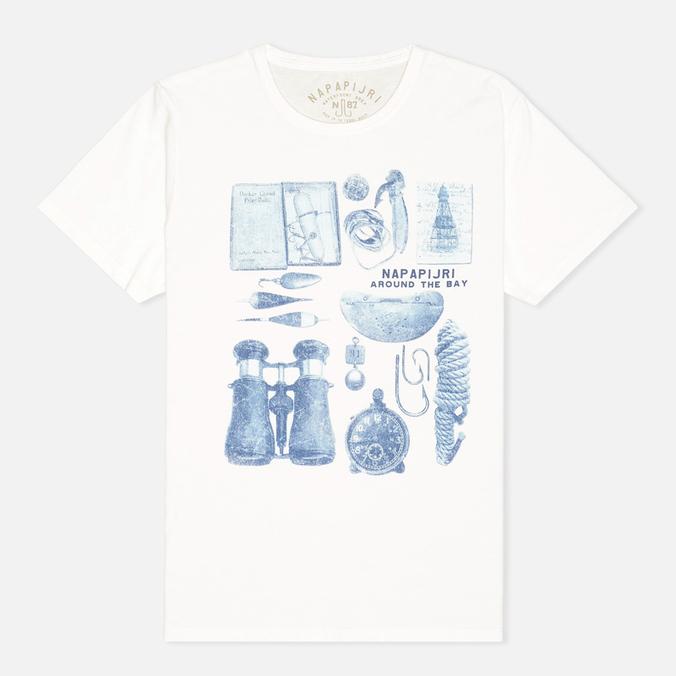 Мужская футболка Napapijri Skoli Neutro