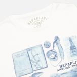 Мужская футболка Napapijri Skoli Neutro фото- 1