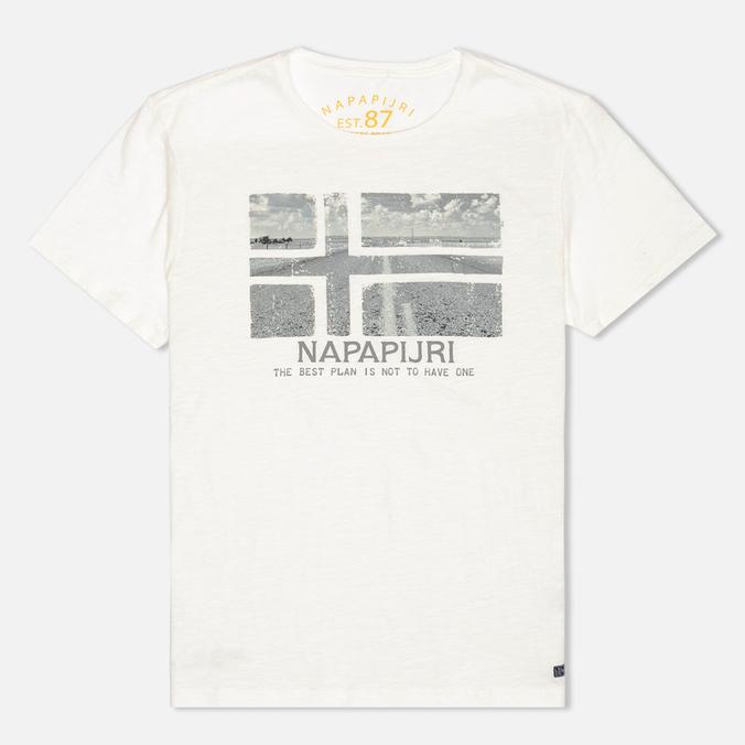 Мужская футболка Napapijri Speris Neutro