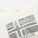 Мужская футболка Napapijri Speris Neutro фото- 1
