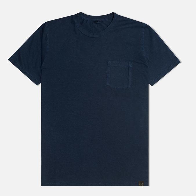 Мужская футболка Nemen Co/Li Pocket Navy