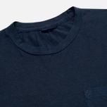 Мужская футболка Nemen Co/Li Pocket Navy фото- 1