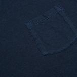 Мужская футболка Nemen Co/Li Pocket Navy фото- 2