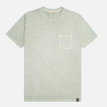 Мужская футболка Nemen Co/Li Pocket Sage Green фото- 0