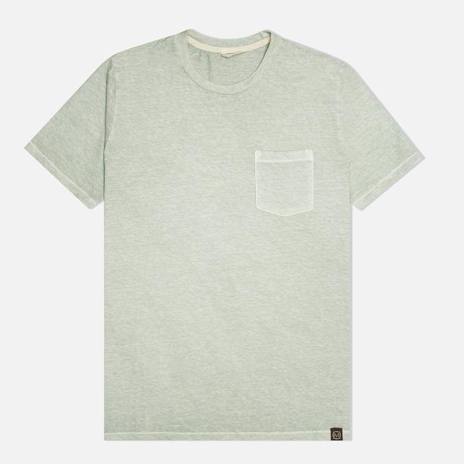 Мужская футболка Nemen Co/Li Pocket Sage Green