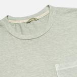 Мужская футболка Nemen Co/Li Pocket Sage Green фото- 1