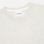 Мужская футболка Norse Projects James Moulinex Ecru фото- 1