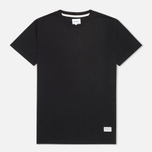 Norse Projects Niels Basic Men's T-shirt Black photo- 0