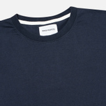Футболка мужская Norse Projects Niels Basic Navy фото- 1